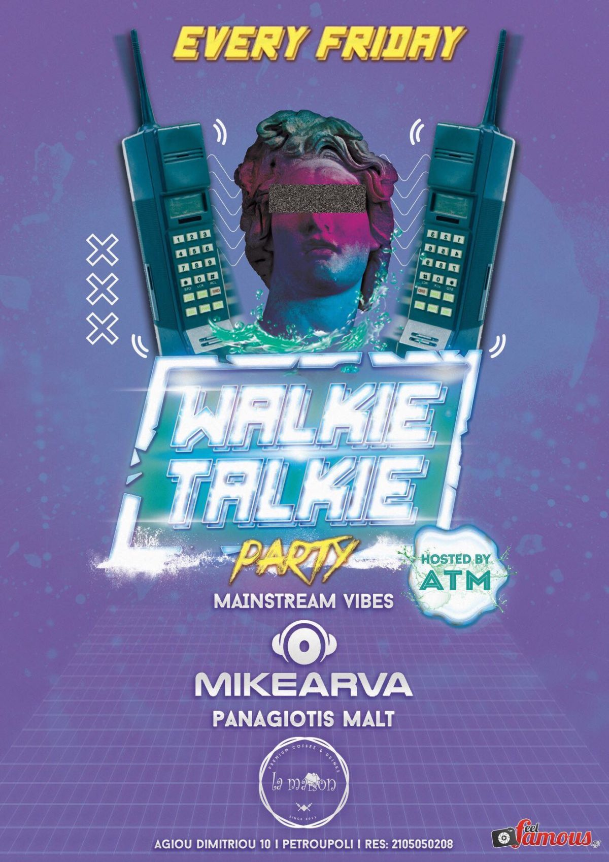 WalkieTalkie Party